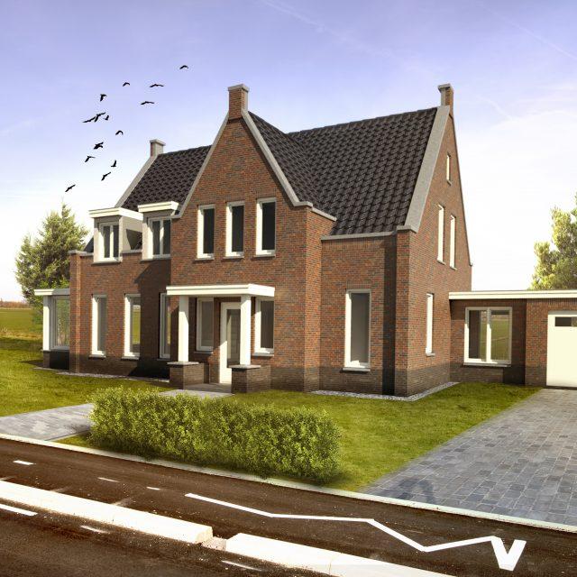 Villa Noordensedorpsweg